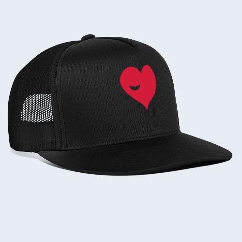 Winky Heart - Trucker Cap