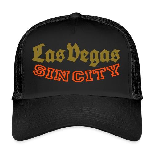 LAS VEGAS SIN CITY - Trucker Cap