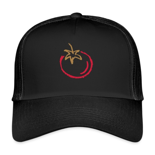 tomato 1000points - Trucker Cap