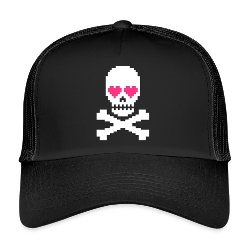 Skull Love - Trucker Cap