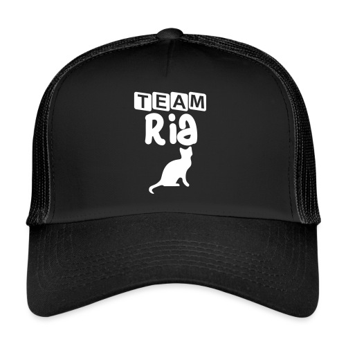 Team Ria - Trucker Cap