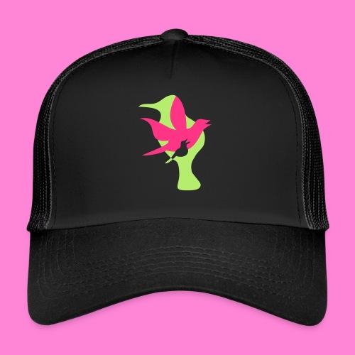 birds - Trucker Cap