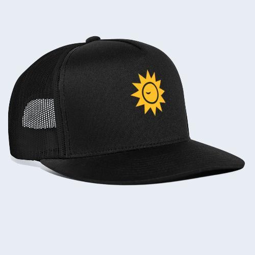 Winky Sun - Trucker Cap