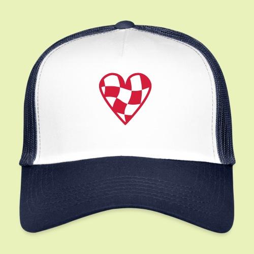 Brabant hart - Trucker Cap