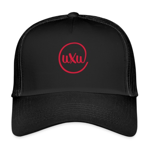 UXU logo round - Trucker Cap