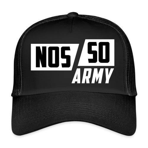 NossoArmy WIT - Trucker Cap