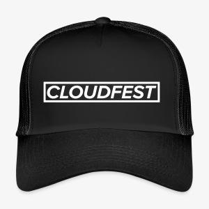 Cloud Festival - Trucker Cap