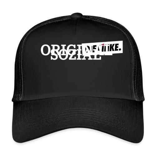Schriftzug_original - Trucker Cap