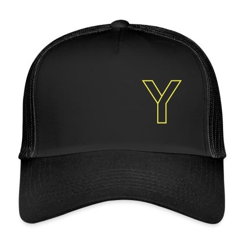 ChangeMy.Company Y Yellow - Trucker Cap