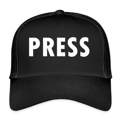 press - Trucker Cap