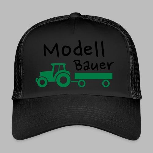Modellbauer - Modell Bauer - Trucker Cap