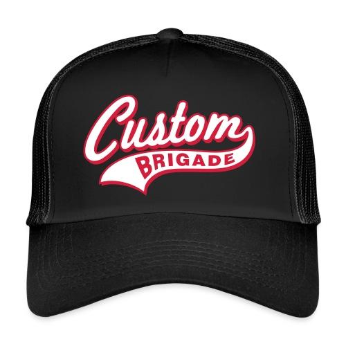 college3 - Trucker Cap