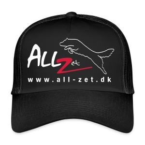 All Zet Logo - Trucker Cap