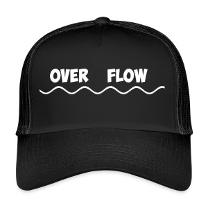 Over Flow - Trucker Cap