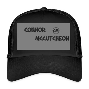 Connor McCutcheon Logo - Trucker Cap