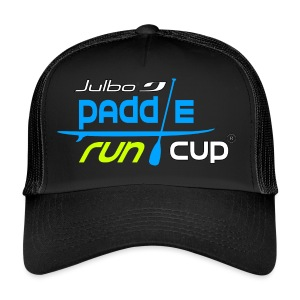 SPREADSHIRT_Logos_Paddle_Run_v3_-3- - Trucker Cap