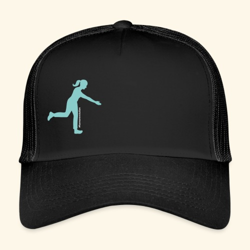 All in for the agility juniors! - Trucker Cap