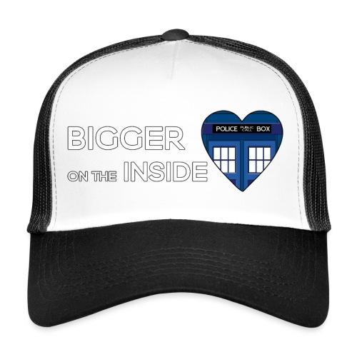 Tardis Heart - Trucker Cap