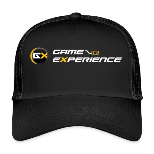Maglietta Game-eXperience - Trucker Cap