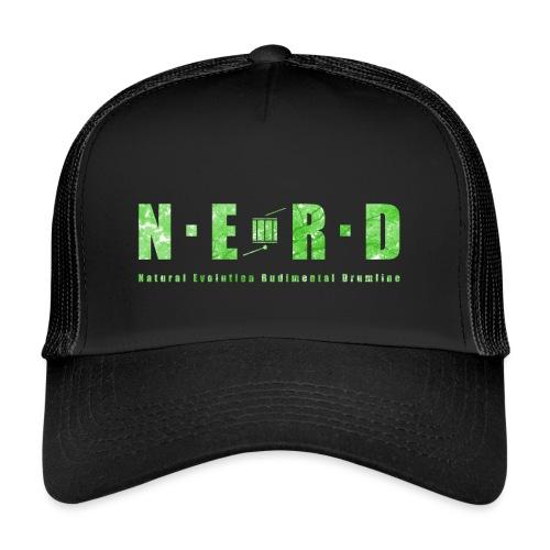 NERD Green - Trucker Cap
