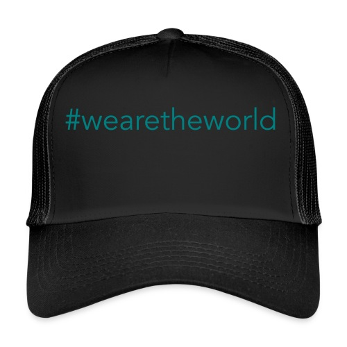 #wearetheworld - Trucker Cap