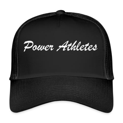 cap power athletes - Trucker Cap