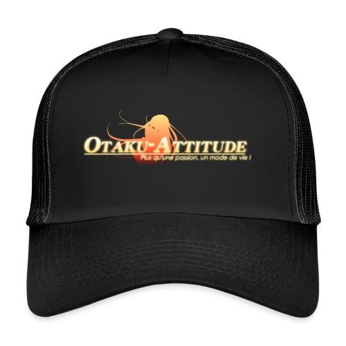 logo oa v3 v1 fond clair - Trucker Cap
