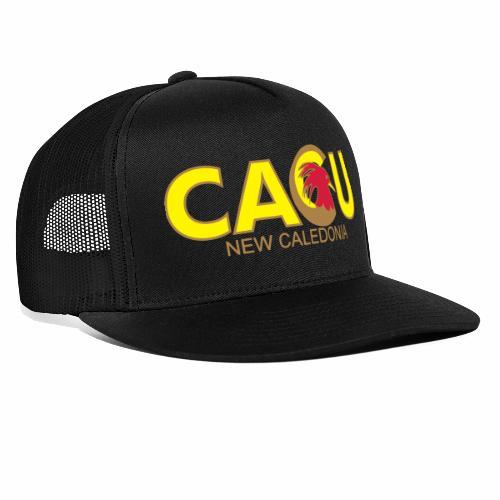 Cagu New Caldeonia - Trucker Cap