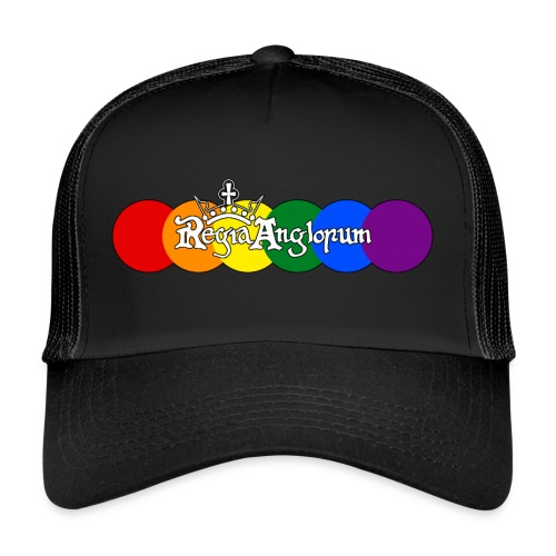 Pride Rounds - Trucker Cap