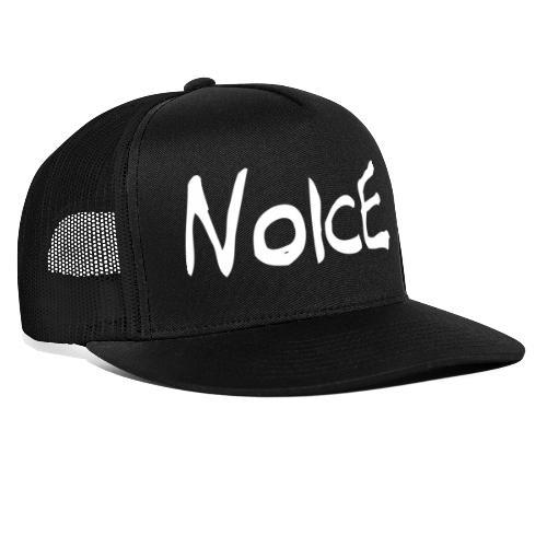 Noice - White logo - Trucker Cap