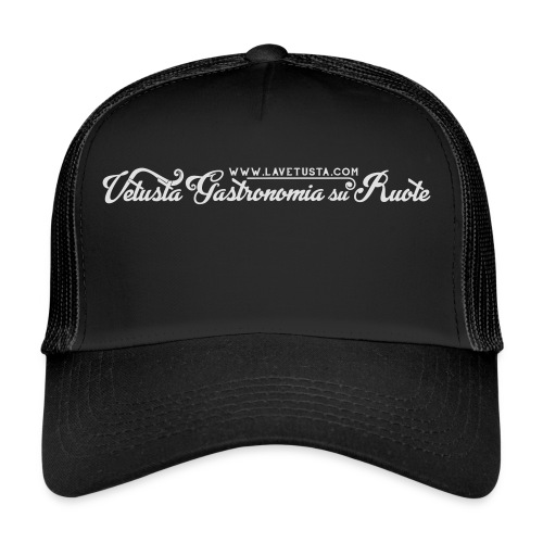 VET_bianco_sito - Trucker Cap