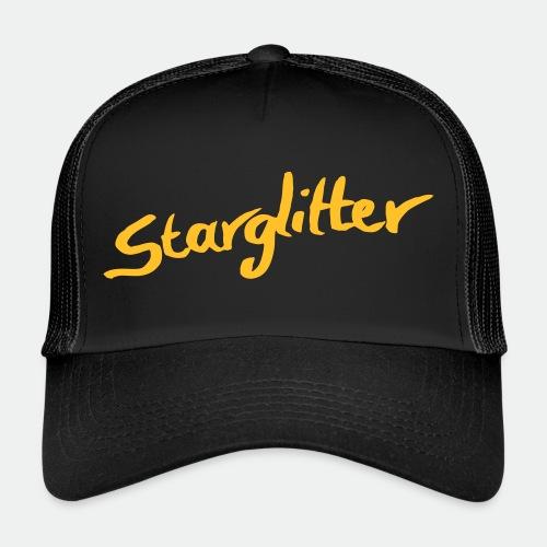 Starglitter - Lettering - Trucker Cap