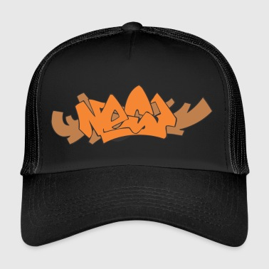 blisko graffiti - Trucker Cap