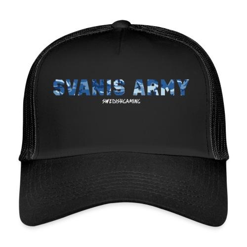 SVANIS ARMY, SWEDISHGAMING - Trucker Cap