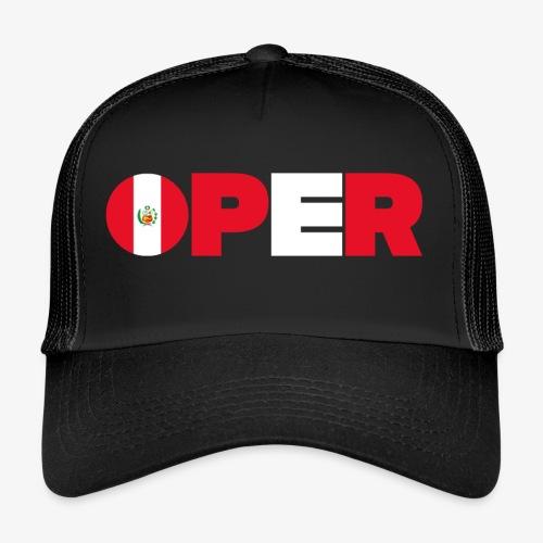 Peru - Trucker Cap