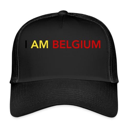 I AM BELGIUM - Trucker Cap