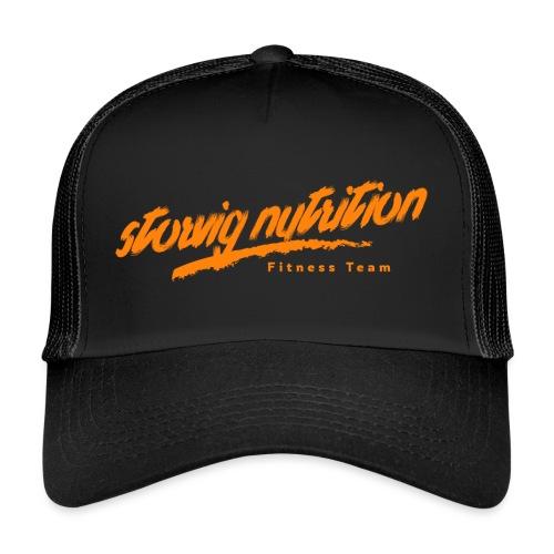 Storvig Nutrition Fitness Team - Trucker Cap