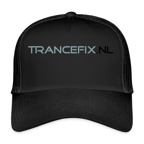 trancefix text - Trucker Cap