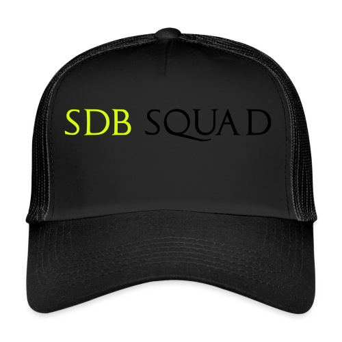 SDB SQUAD - Trucker Cap