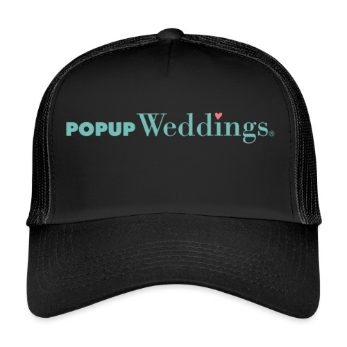 Popup Weddings - Trucker Cap