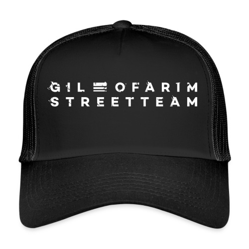 Gil Ofarim StreetTeam 2020 - Trucker Cap