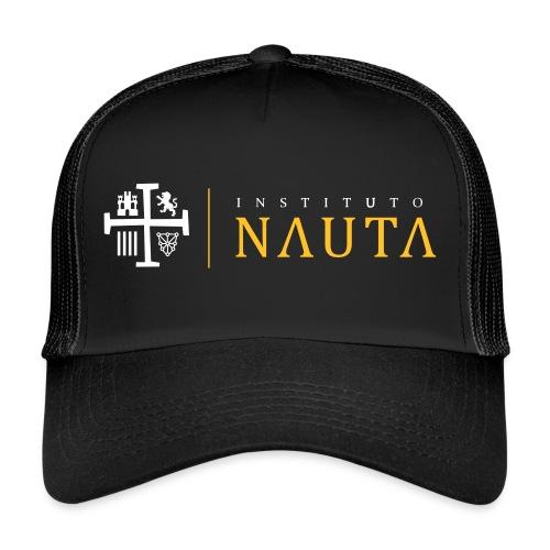 Logotipo Instituto NAUTA - Gorra de camionero