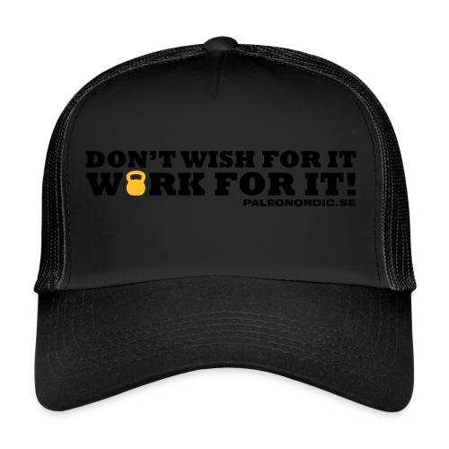 workforitsmal - Trucker Cap
