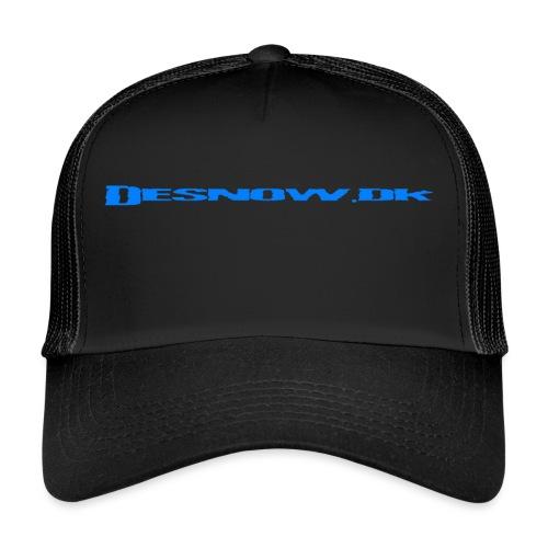 Desnow blue - Trucker Cap