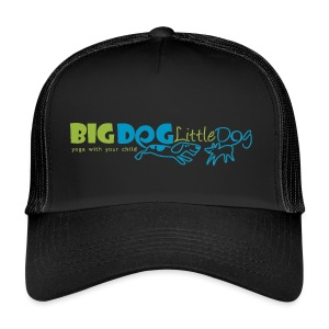 Big Dog Little Dog - Yoga with your child - Trucker Cap