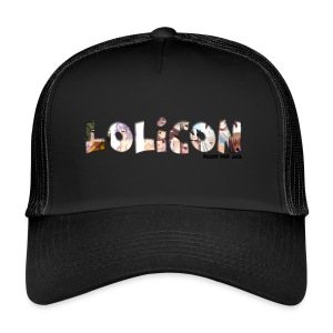 lolicon ready for jail - Trucker Cap