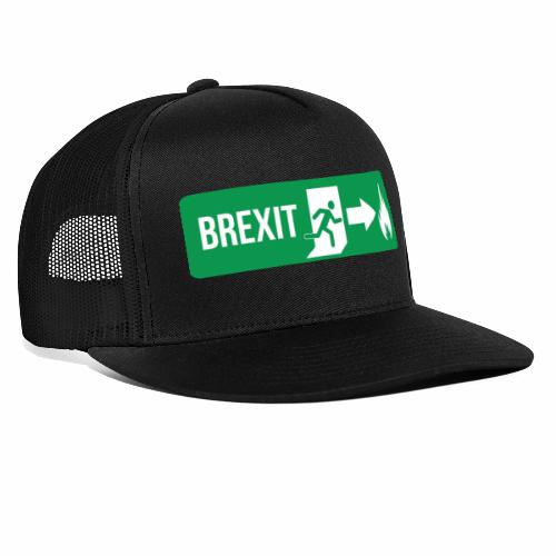 Fire Brexit - Trucker Cap