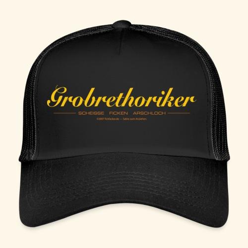 Grobrethoriker - Trucker Cap