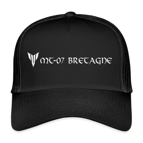 MT 07 bretagne - Trucker Cap