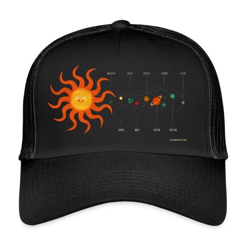 Solar System - Trucker Cap